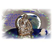 The Christ Child Is Born! Photographic Print