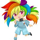 Rainbow Dash - My Little Pony Friendship is Magic by bastetsama