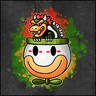 Bowser's Ride by likelikes