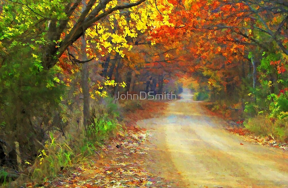 The Tunnel Home by JohnDSmith