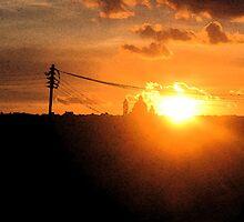 Setting Sun by Hushabye Lifestyles