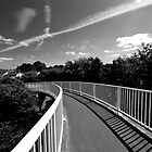 Bridge over A12 by newbeltane