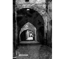 Via delle Volte Photographic Print