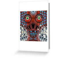 Mr. Robot Greeting Card