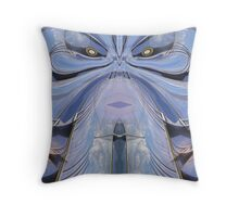 Bridge faced Throw Pillow