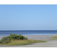 A Bit Of The Gulf of Mexico Photographic Print