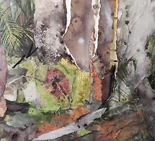 Coastal Bush by Donna  Ransom
