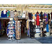 Shop Til Ya Drop Photographic Print