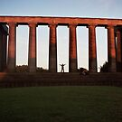 Parthenon of Edinburgh by Jesse Cain