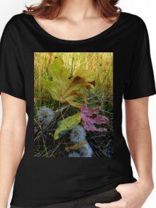 Autumn Glow Women's Relaxed Fit T-Shirt