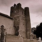 Balrothery Tower. by Finbarr Reilly