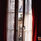 My view of Paris by Jesse Cain