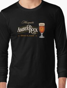 Mosquito AmberRock Dino Lager Long Sleeve T-Shirt