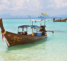 Thailand Island - Tales from the Andaman Sea 1 by Pete Klimek