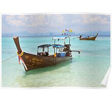 Thailand Island - Tales from the Andaman Sea 1 Poster