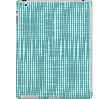 Weaving - Emerald iPad Case/Skin