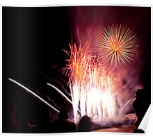 Firework Championships Poster