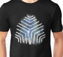 Graphic Nebula Blue Unisex T-Shirt