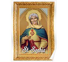 St. Sophia - Golden Girls Poster