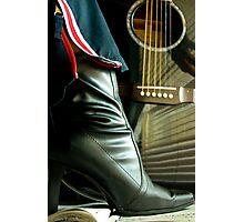 Gitar Photographic Print