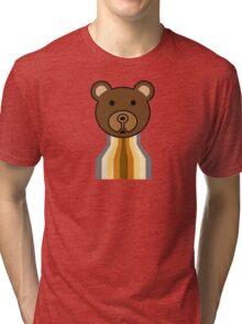 Waterfall Flag Tri-blend T-Shirt
