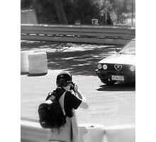 """The Photographer"" Photographic Print"