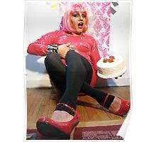 cake diva Poster