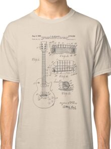 Guitar patent from 1955 Classic T-Shirt