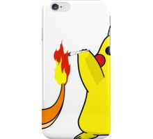 pikachu iPhone Case/Skin