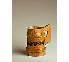 Beer Mug Photographic Print