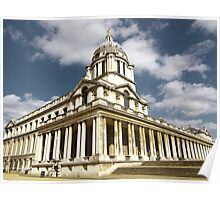 Royal Naval College, Greenwich Poster