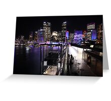 Sydney, Australia Greeting Card