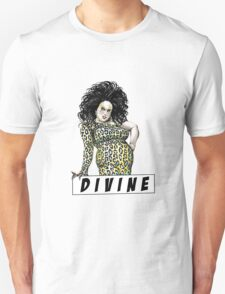 divine waters john female trouble T-Shirt