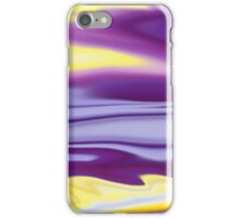 silken flame iPhone Case/Skin