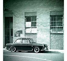Volkswagon Photographic Print