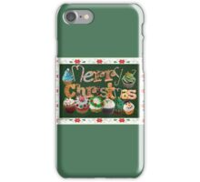 Xmas Cookies & Sweets (20876 Views) iPhone Case/Skin