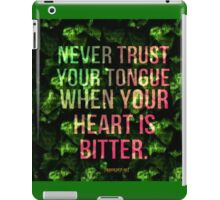 Bitter Heart iPad Case/Skin