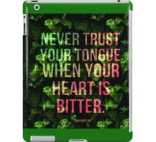 Bitter Heart iPad Case/Skin