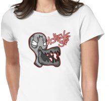 Achieve Satan! Womens Fitted T-Shirt