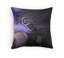 wit record Throw Pillow