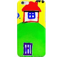 a House on a Hill  iPhone Case/Skin