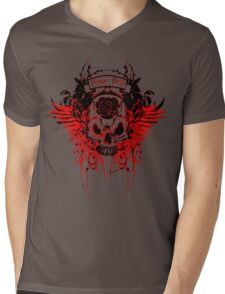 Deaths Retribution 2 Mens V-Neck T-Shirt