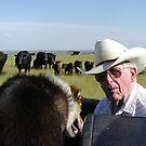 Eastern Montana Rancher by Kay Kempton Raade