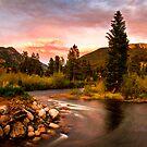 Snake River HDR by Josh Dayton