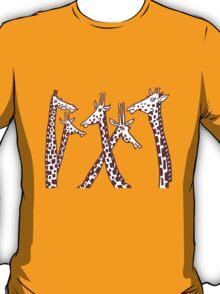 Giraffe 5 T-Shirt