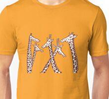 Giraffe 5 Unisex T-Shirt