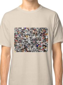 Elvis presley collage Classic T-Shirt