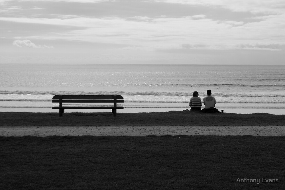 The Empty Seat. by Anthony Evans