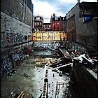 Underground Street Art - A Redefinition by sashdc