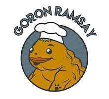 Goron Ramsay by dreymont